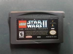 Lego Star Wars 2 The Original Trilogy Game Boy Advance