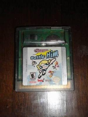 Powerpuff Girls Para Gameboy Color. Envío Barato! Kuy
