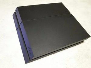Ps4 500 Gb 1 Joy En Caja + Juego + Cable Hdmi Usada