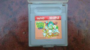 Puzzle Bobble Gb Orig Japones Para Gameboy Color Advance Kuy