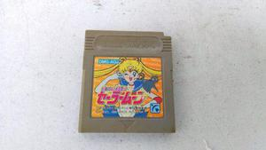Sailor Moon Orig Japones Para Gameboy Y Advance Gba. Kuy