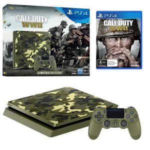 Sony Playstation 4 Ps4 1tb Slim EdicionEspecial Call Of