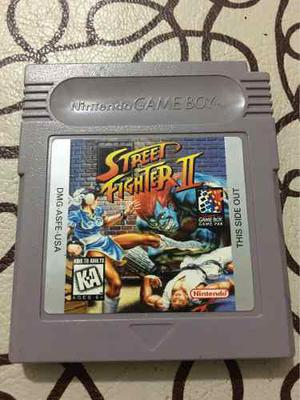 Street Fighter 2 Gameboy Color