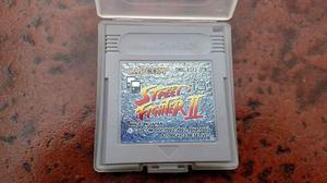 Street Fighter 2 Orig Jap Para Gameboy, Color Y Advance Kuy