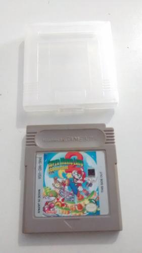 Super Mario Land 2 Gameboy Original! Con Protector! Vicpa