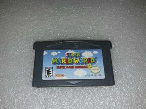 Super Mario World 2 Advance Game Boy