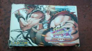 Super Street Fighter 2 X Revival Jp Gameboy Advance Y Ds Kuy