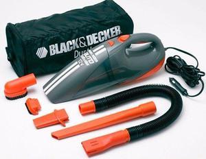 Aspiradora auto Black and Decker nueva con accesorios 12 v