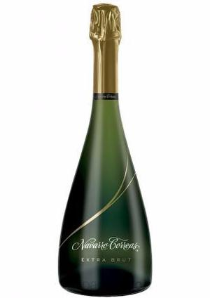 Champagne Navarro Correas Extra Brut 750ml Villa Pueyrredon