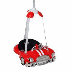 Jumper Bebe Auto Saltarin Hamaca Felcraft Juegos Luz Sonido