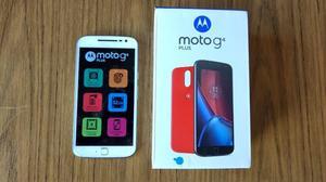 Motorola moto g4 plus 32 GB nuevo libre en caja