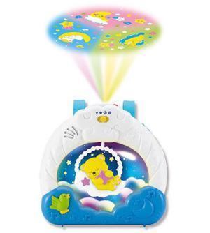 Proyector Winfun Luz De Noche Para Cuna Con Sonido Bebes