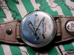 Reloj ruso cuerda sin uso coleccion mb