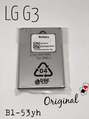 Batería Lg G3 Bl- 53yh Original Local