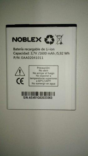 Batería Para Celular Noblex N451 1600mah