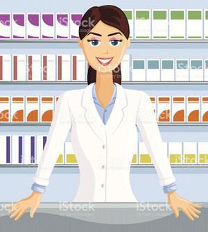 Busco empleo de auxiliar de farmacia
