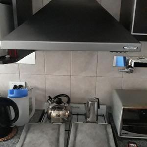 Campana de Cocina Sin Motor MARALDI