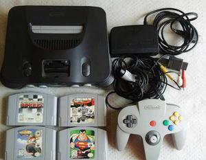 Consola Nintendo 64 / Hago Envíos!