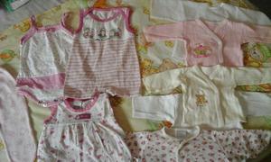 Kid de ropa para bebe nena
