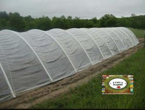 Nylon Plástico Invernadero Agrotileno Ldt 3.6 X 5 Metros.