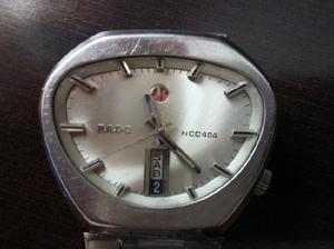 Reloj Rado Automático Ncc404 De Colección