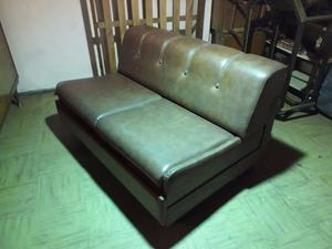 Sofa cama bi-cuerpo 2 plazas