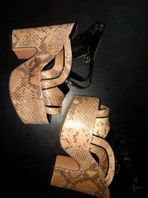 Zapatos Paruolo Talle 36 Nuevos