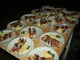 alquiler servicio de banquete