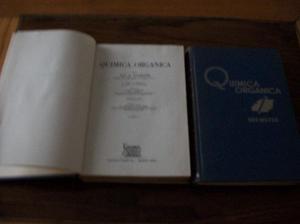 libros de química de estudio y consulta