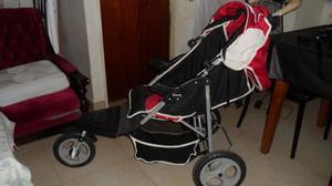 vendo cochecito jogger 3 ruedas Infanti