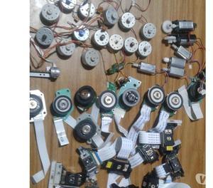 vendo lote de motores y laser de lectoras