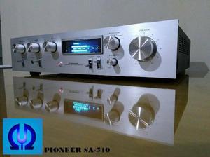 Amplificador Pioneer Sa-510 -- Joya !! C / Video De Func. --