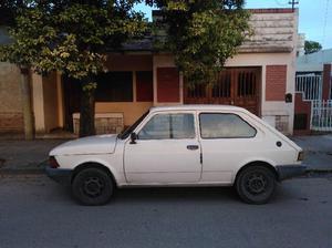 Fiat 147 Vivace GNC 1995 Buen estado!!