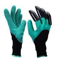 Guantes De Jardinería. Garden Glove. Garras De Pvc