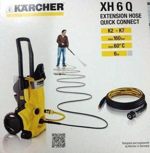Manguera Extension Karcher K3 K4 K5 6 Metros