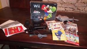 Nintendo Wii Edición Mario Bros. Original. Sin Flashear.