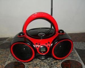 Radiograbador Sanyo MDX- Cd+Mp3+Usb