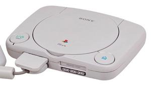 Sony Play Station One Con 24 Juegos