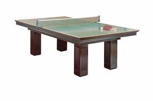 Tapa Para Mesa De Pool (ping-pong / Comedor Reversible)