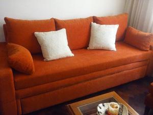 Vendo sofa cama en chenielle- placa soft- X mudanza!