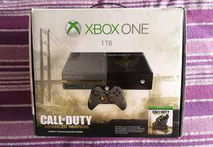 Xbox One 1tb Edición Limitada Cod