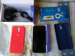 Motorola Moto G4 Plus 32gb Liberado + Funda, Templado Y