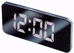 Radio Reloj Despertador Noblex Rj980pll Am/fm Lcd Gigante!