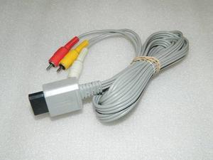 Cable Original Audio Video - Nintendo Wii