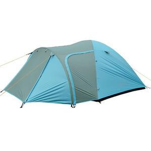 Carpa 4 Personas Waterdog Kira Iglu Camping Trekking Comedor