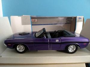Dodge Challenger RT convertible '  - metálico