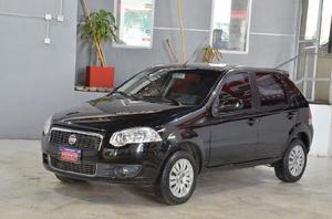 Fiat palio 1.4 nafta 2011 5ptas color negro
