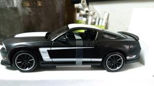Ford Mustang BOSS 302 - metálico de colección