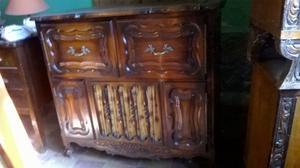 Hermoso mueble combinado antiguo!