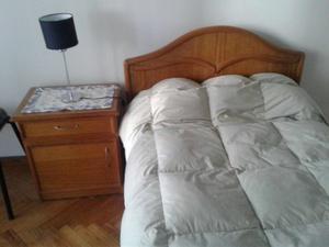 Juego De Dormitorio. Impecable + Silla De Regalo